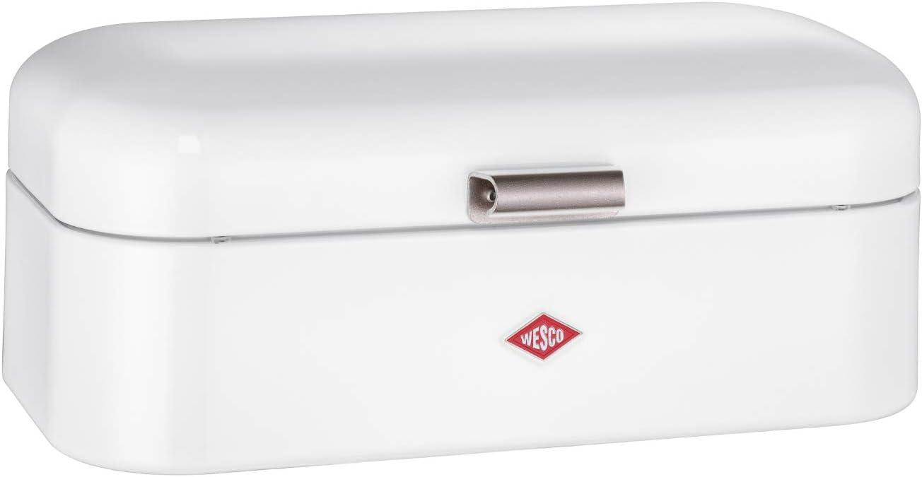 con Recubrimiento electrost/ático WESCO Grandy Color Blanco Panera de Acero