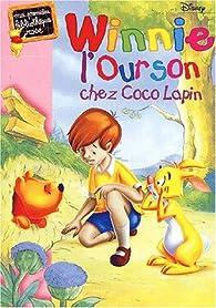 Winnie l'ourson chez Coco lapin par Walt Disney