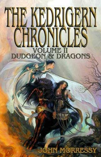 The Kedrigern Chronicles Volume 2: Dudgeon And Dragons pdf