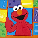 : Elmo Loves You Luncheon Napkins - 16 Count