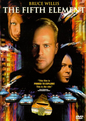 Easter Elements (The Fifth Element)