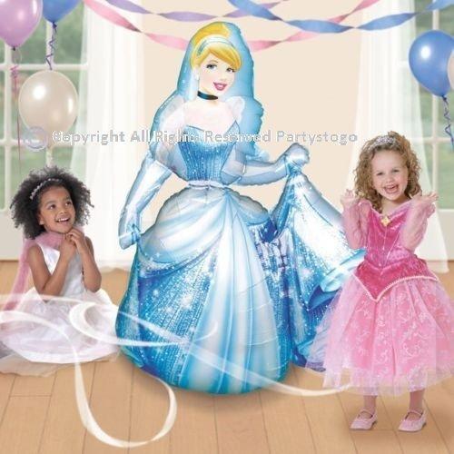 Anagram Disney Cinderella Balloon Birthday Party AIRWALKER Balloon 48