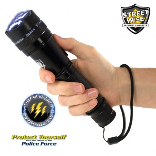 Streetwise Security Products Police Force 7,000,000-volt ...