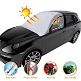 SOUDIO Car Sun Shade for Windshield and Side Windows UV and Sun Protection for Cars Trucks Vans SUVs - Keeps Your Car Cool