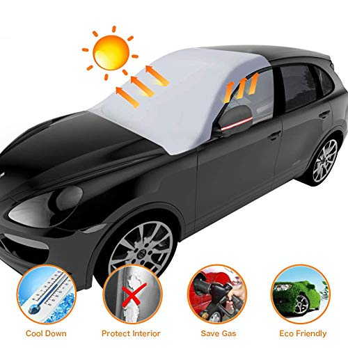 SOUDIO Car Sun Shade for Windshield and Side Windows for sale  Delivered anywhere in USA