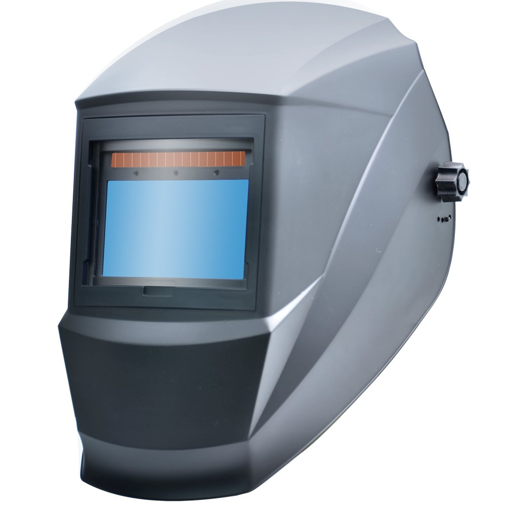Antra Ah6 X60s 0000 Solar Power Auto Darkening Welding Helmet Super Well As Snap On Mig Welder Parts Diagram Along With For Lightweight Lens Wide Shade 5 9 13 Grinding Feature Extra Covers Good