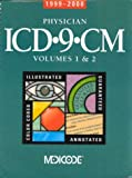Deluxe Physician ICD-9-CM, 1999-2000, Medicode, Med-Index Division Staff, 1563373149