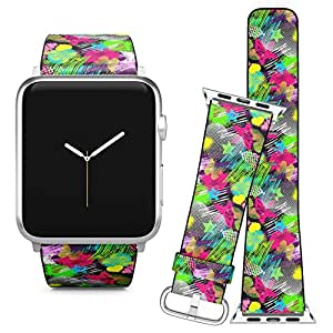 Amazon.com: Compatible with Apple Watch (42/44 mm) // Soft