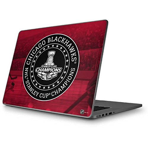 NHL Chicago Blackhawks MacBook Pro 15 (2009&2010) Skin - Chicago Blackhawks 2015 NHL Stanley Cup Champs Vinyl Decal Skin For Your MacBook Pro 15 (2009&2010)