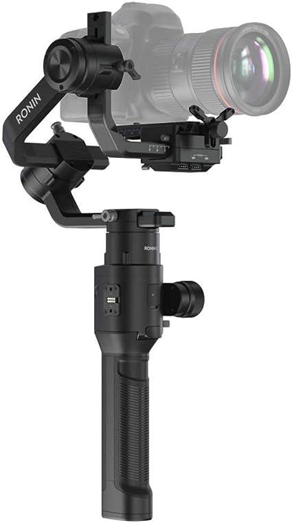 Estabilizador para cámaras de video y reflex DSLR