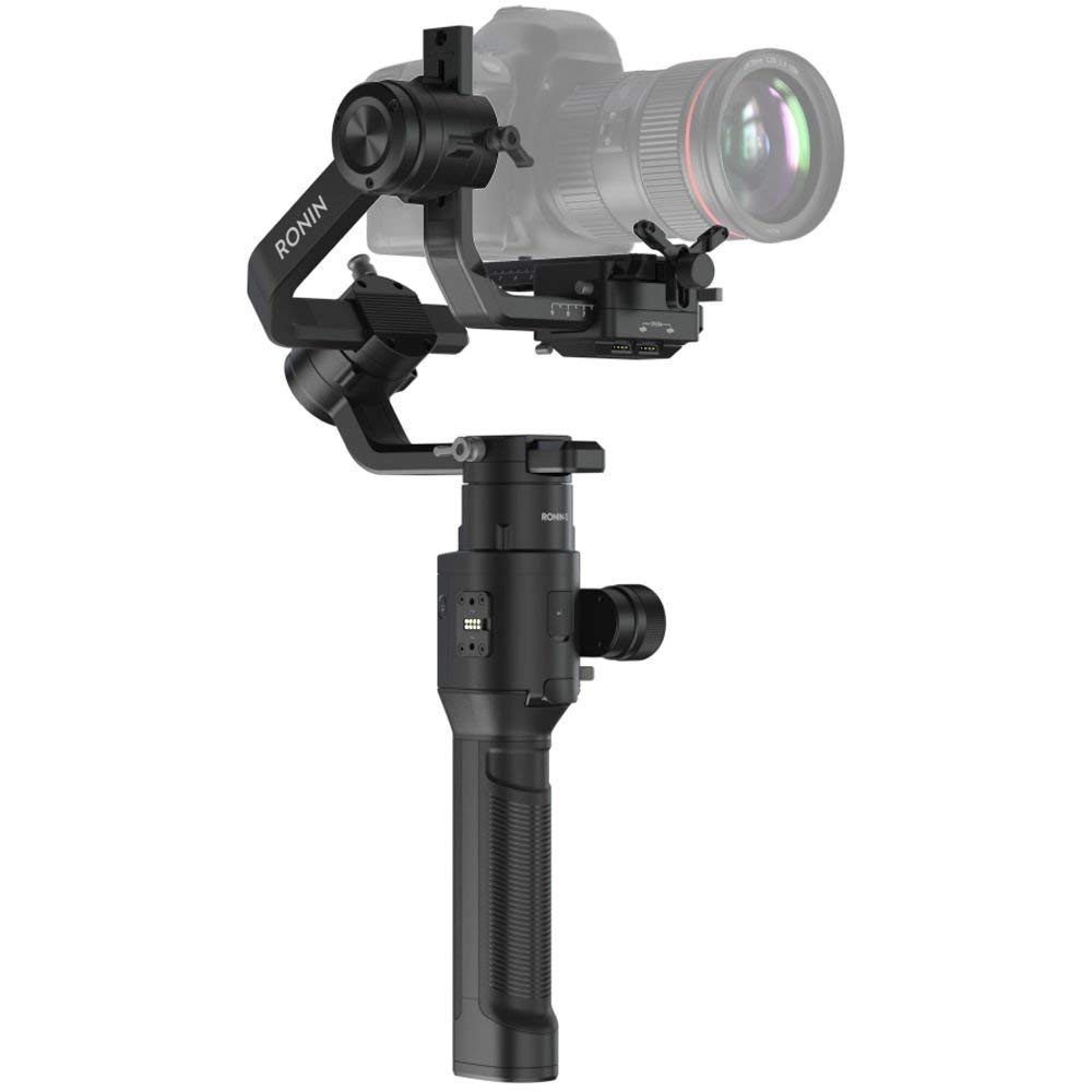 DJI Ronin-S Handheld 3-Axis Gimbal Stabilizer All-in-one Control DSLR Mirrorless Cameras by DJI