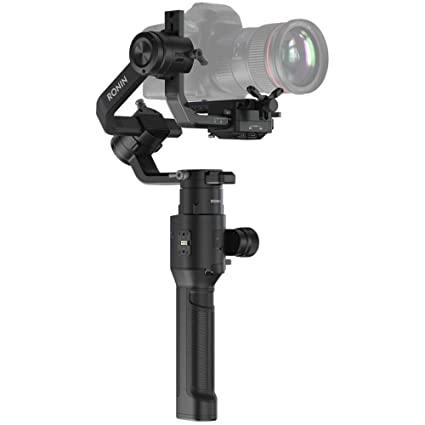Amazon.com : DJI Ronin-S Handheld 3-Axis Gimbal Stabilizer All-in ...