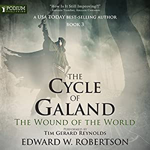 The Wound of the World Audiobook