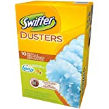 Swiffer Dusters with Febreze, Refill, Sweet Citrus & Zest 10 ea (Pack of 4)