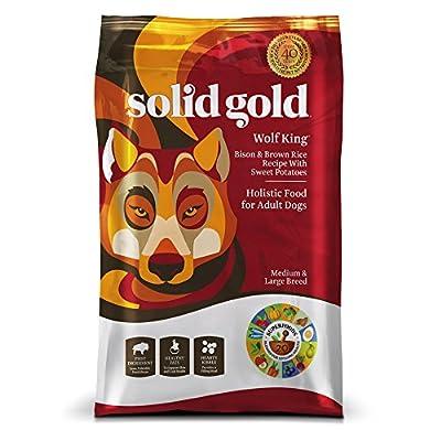 Solid Gold Holistic Dry Dog Food, 9 Recipes
