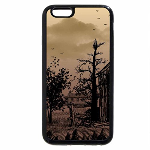 iPhone 6S / iPhone 6 Case (Black) Country Dreamin