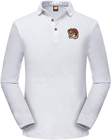 Camisa Bordado Delgado, Covermason Blusa de Moda Casual Bordada Delgada Blanco: Amazon.es: Ropa y accesorios