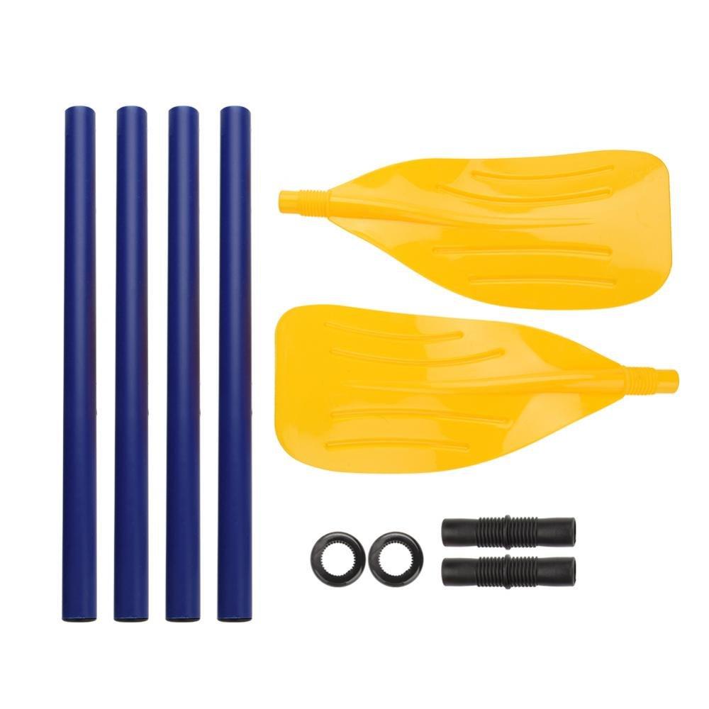 大注目 Eboxer PVC取り外し可能オールパドル カヤック Eboxer カヌー カヤック ボート ウォータースポーツ B07GWDXCV7 1ペア B07GWDXCV7, 佐久町:ac5e89c5 --- a0267596.xsph.ru