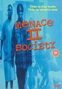 Menace II Society [DVD] [Import]