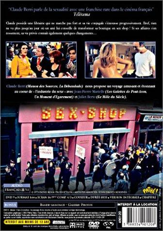 Dvd sex store