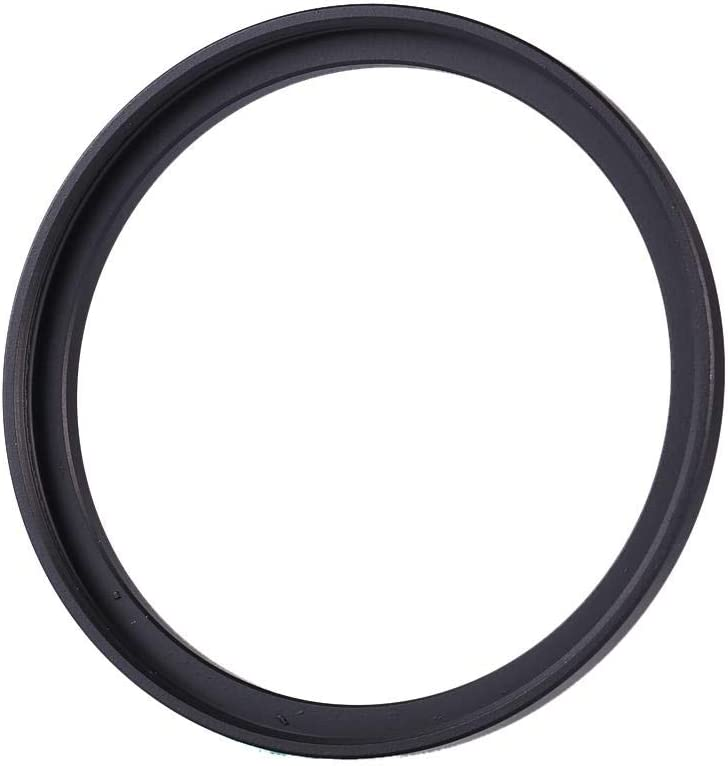 52mm-55mm 52mm to 55mm Step Up Rings Metal Lens Filter Ring Adapter Black 52-55 Filter Accessories Nannday Filter Ring Adapter