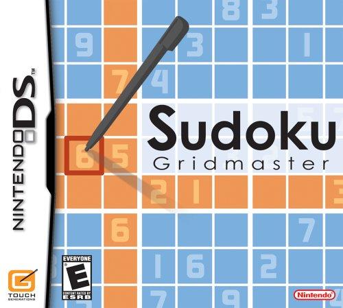 Sudoku Gridmaster Nintendo DS