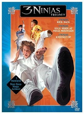 3 ninjas: kick back | netflix.