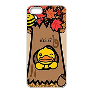 KJHI b duck Hot sale Phone Case for iPhone 5S