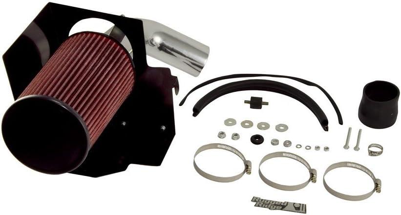 Cold Air Intake Kit for Jeep Wrangler JK 2007-2011  3.8L 17750.06 Rugged Ridge
