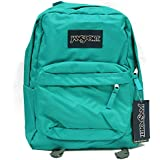 Classic Jansport Superbreak Backpack (Spanish Teal (T50101H))