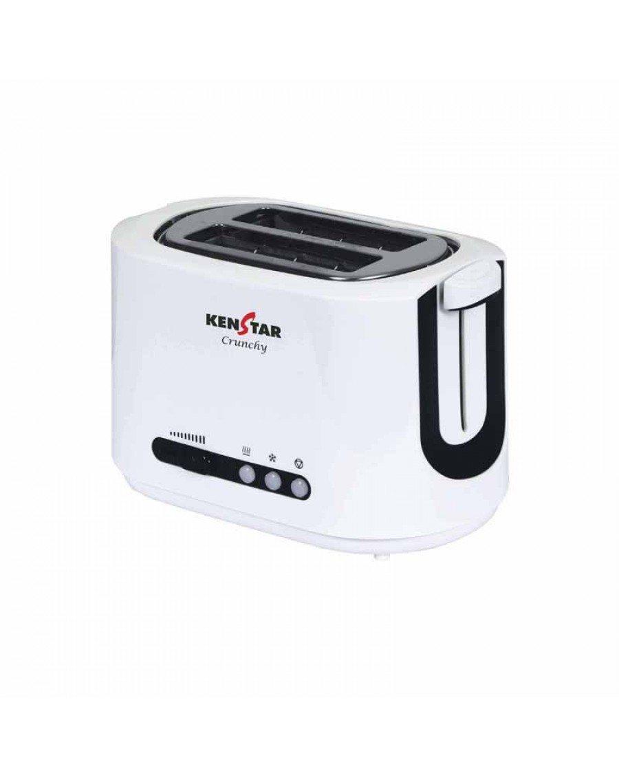Kenstar KTU02WPP-CXF 2-Slice Pop-up Toaster