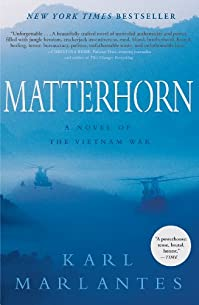 Matterhorn by Karl Marlantes ebook deal