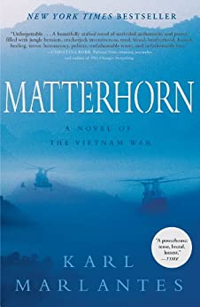 Matterhorn Novel Vietnam Karl Marlantes ebook