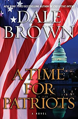book cover of A Time for Patriots