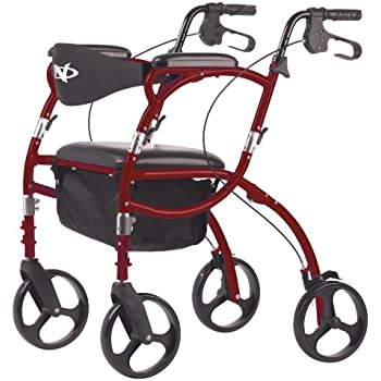 Amazon Com Hugo Navigator Combo Rollator Walker