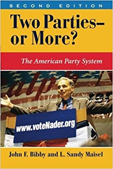 Book Two Parties--or More?: The American Party System, Second Edition (Dilemmas in American Politics) by John F Bibby (2002-08-20)