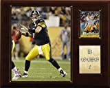 NFL Ben Roethlisberger Pittsburgh Steelers Player Plaque