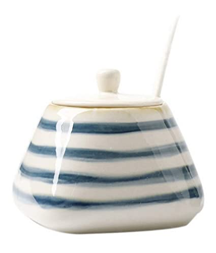 Amazon.com: Gentle Meow Japanese-Style Ceramic Seasoning ...
