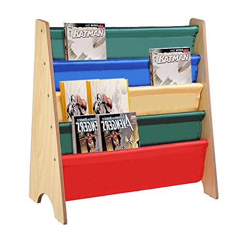 Yescom Storage Organizer Bookcase Display