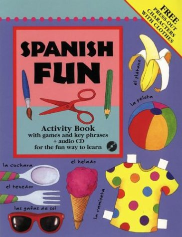Spanish Fun Audiopackage, CD Edition