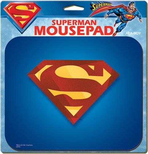 Superman Symbol DC Comics Mouse Pad