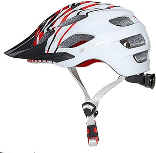 S-TK Casco De Ciclismo Casco De Bicicleta For Mujer Casco De ...