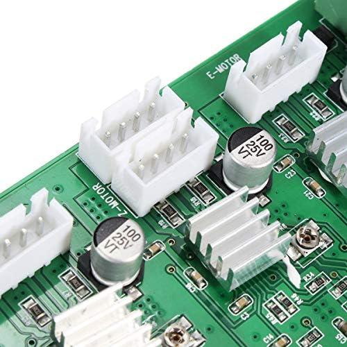 LWQJP 3Dプリンタ用ATMEGA Melzi 2.0 1284P P802M PCBコントローラマザーボード