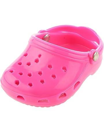 Sandalias de Playa Zapatos Rosa para Muñecas American Girl Moda