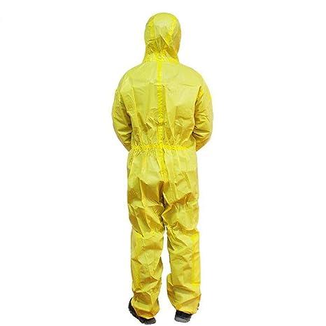 gz Ropa de protección química dedicada Trabajo de seguridad ...