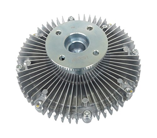 US Motor Works 22181 Heavy Duty Thermal Fan Clutch (2004-2010 Infiniti and - Clutch 2006