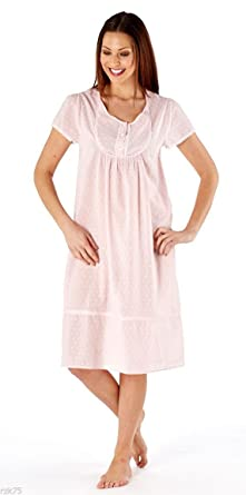 a2cad0ef6b Undercover Women s 100% Cotton Melissa Short Sleeve Nightie 10-12 (EU 38-