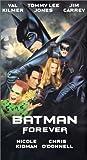 Batman Forever [VHS]