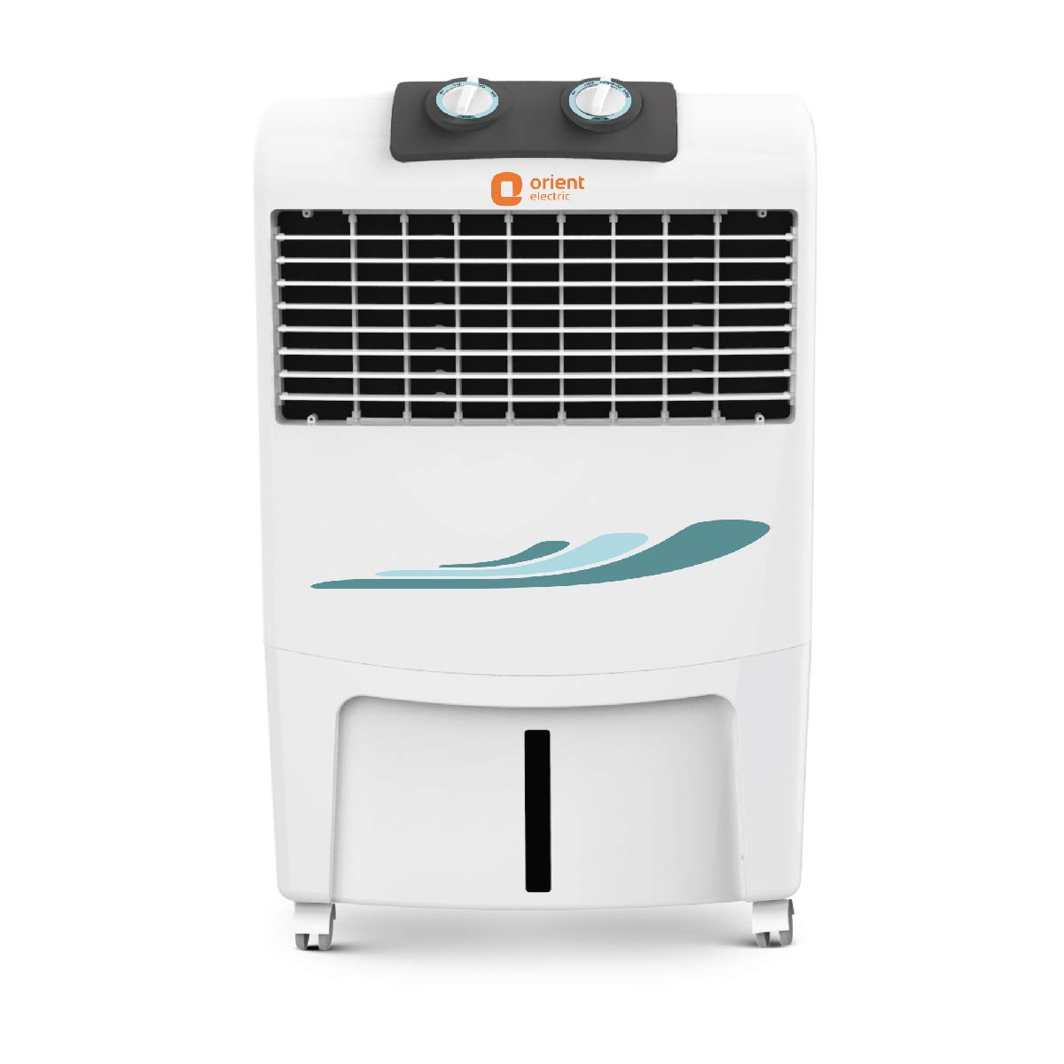 Orient Electric Smartcool-DX CP1601H 16-Litre Personal Air Cooler (Black/White)