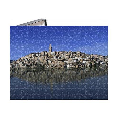 Sunken Village - Media Storehouse 252 Piece Puzzle of Sunken Town and Village (13286169)